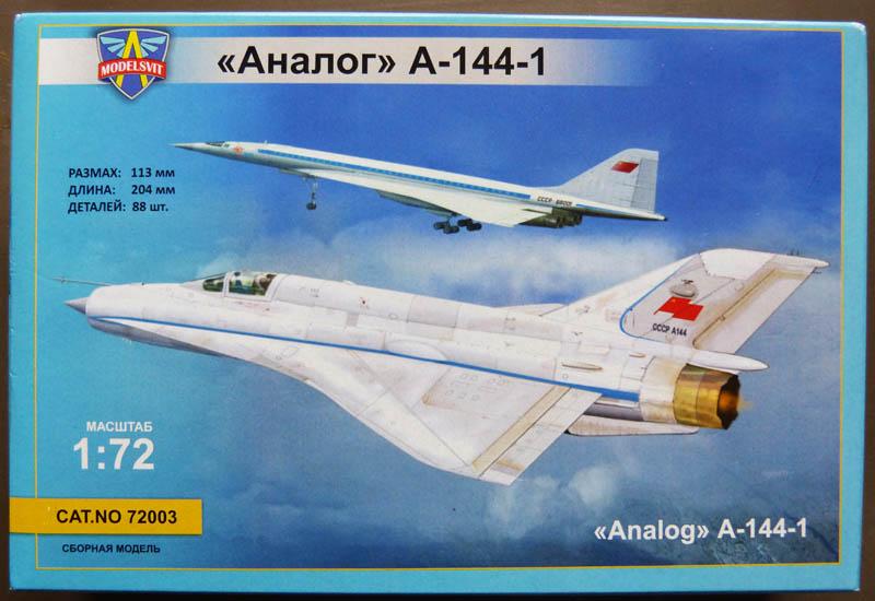 [Russie 2013-14] - Modelsvit - Mig 21 A144 Analog. 132870Analog01
