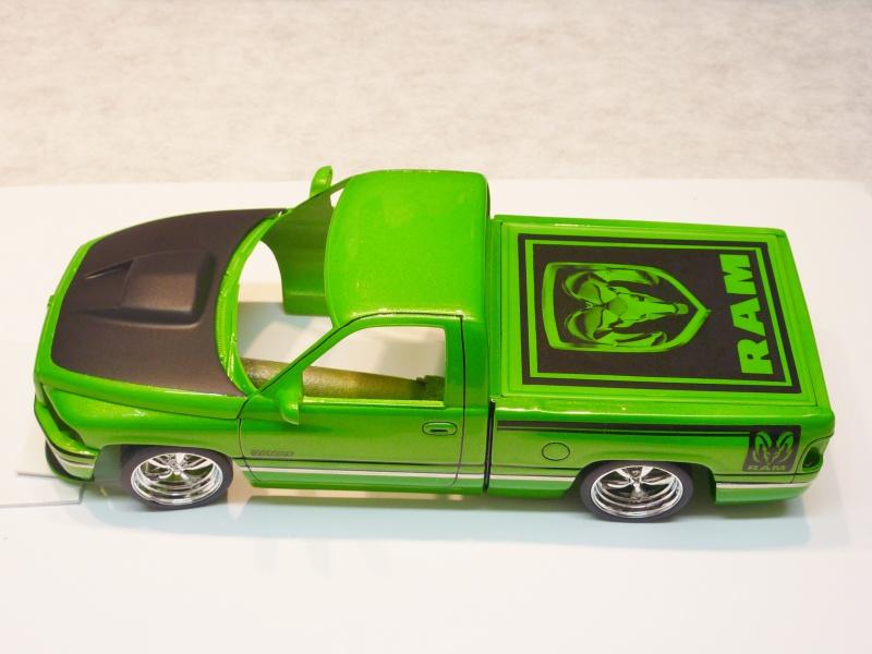Dodge RAM protouring [terminé] 134660vernisDODGERAM006