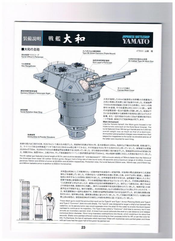 Yamato 1/700 fuji, PE,Pont en bois et babioles - Page 5 134966008
