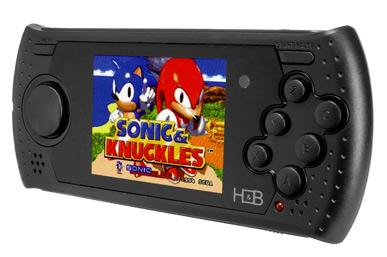 Console Portable Megadrive H&B 135541P3164225Ajpg