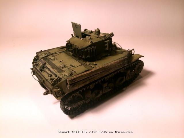 stuart M5A1 (afv au 1/35)normandie 135590004