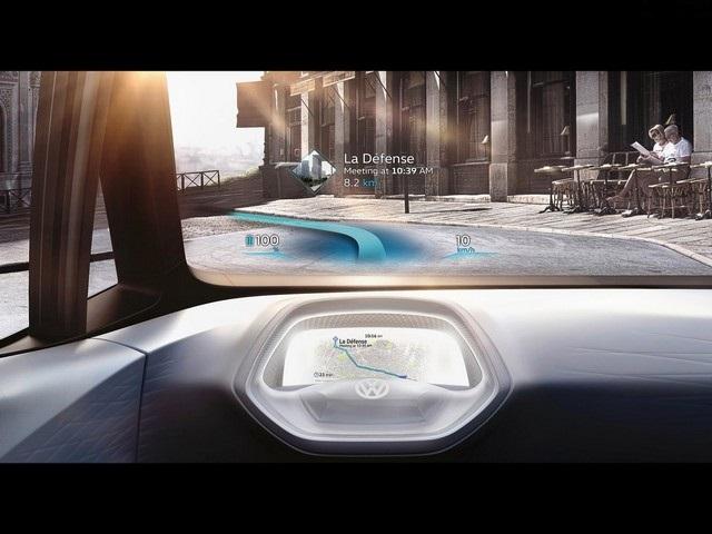 La première mondiale de l'I.D. lance le compte à rebours vers une nouvelle ère Volkswagen  135792VolkswagenIDConcept2016128020