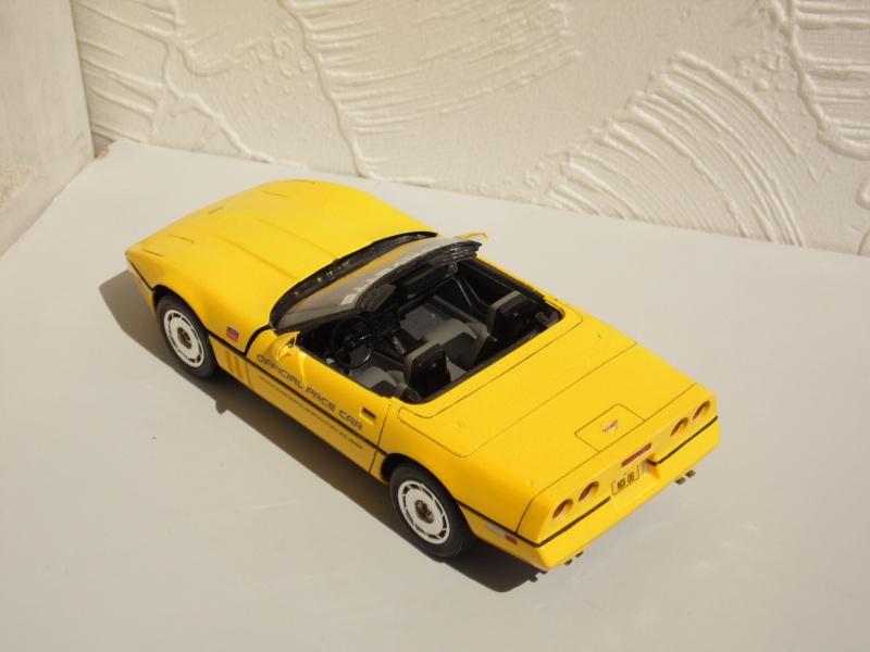 Chevrolet Corvette's C4. 136542SAM4989