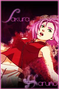 Sakura Haruno old