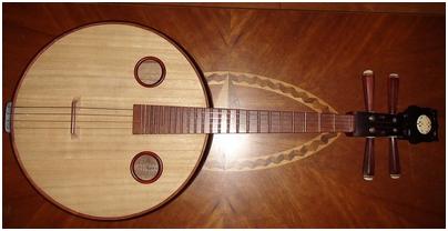 Les instruments de musique.  138240Ruan