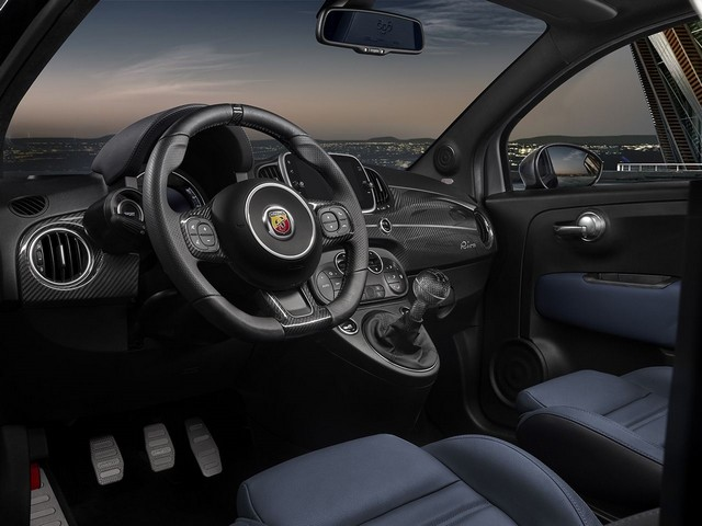 Informations Abarth 695 Rivale 175th Anniversary la performance Abarth, l'élégance Riva 138581170612Abarth695Rivale10