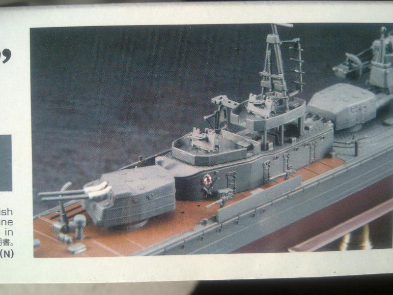 destroyer Yukikaze par Pascal 94 13967616102010855
