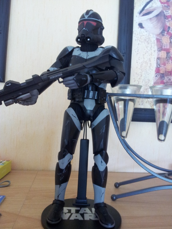 Sideshow - Utapau Shadow Trooper 12-inch Figure 13991520111107105302