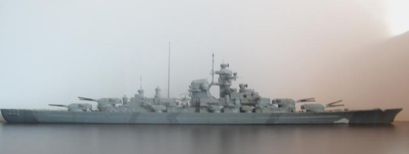 Bismarck 1/700 [Trumpeter] - Page 3 140200HPIM2149