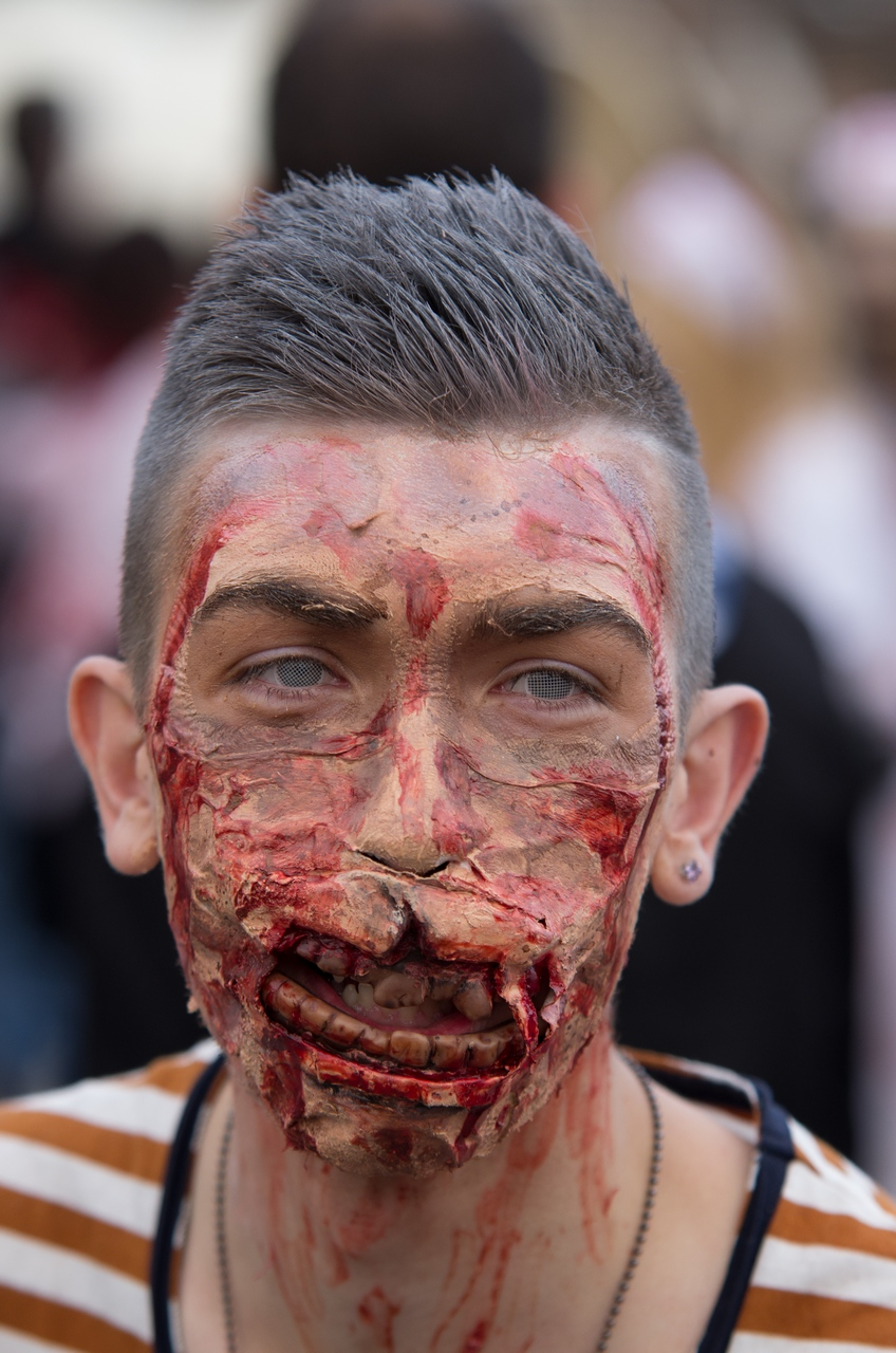 "Zombie ""Walk"" Lille 2014 #2 140904IMGP8655"
