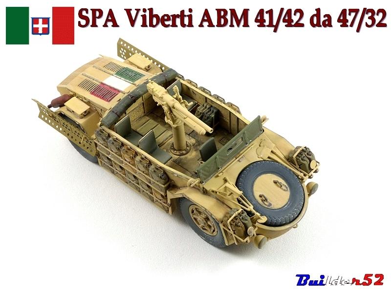 ABM 41/42  AT 47/32 - Italeri 1/35 141110P1050189