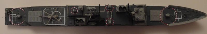 Croiseur US Monterey CG61 141271P1070971