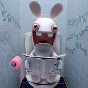 [Mini-concours] Les lapins crétins - Avatar - 14147019834699571