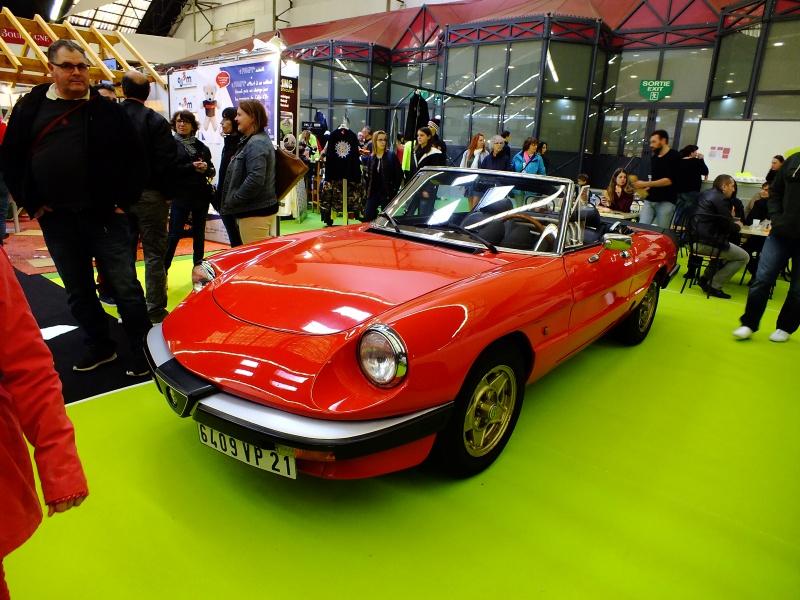 Salon de la voiture de collection à Dijon Versus 2017 ce dimanche 02 Avril 142515DSCF0513