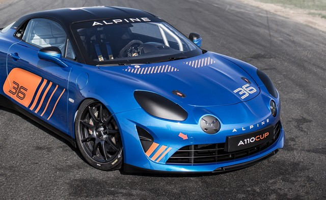 Alpine A110 Cup : une authentique voiture de course, taillée pour les plus grands circuits européens 142577211986902017AlpineA110Cup