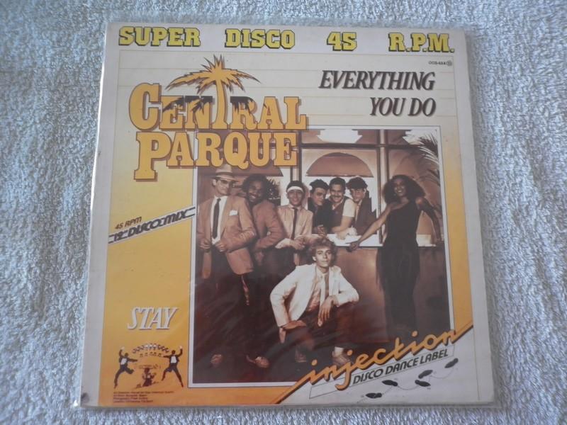 12'-CENTRAL PARQUE-EVERYTHING YOU DO/STAY-84-ZAFIRO REC 143437c1