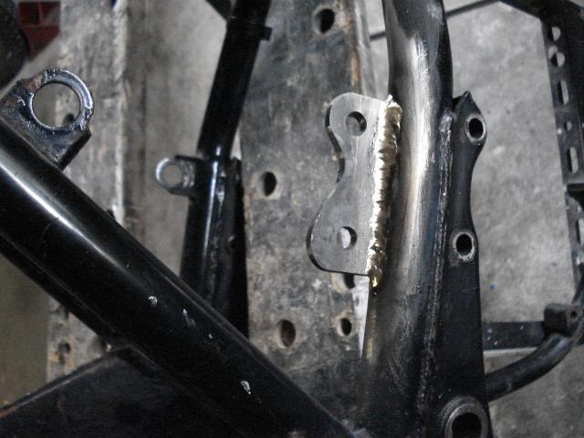 Restauration et modification  Z650 143641DSC03338