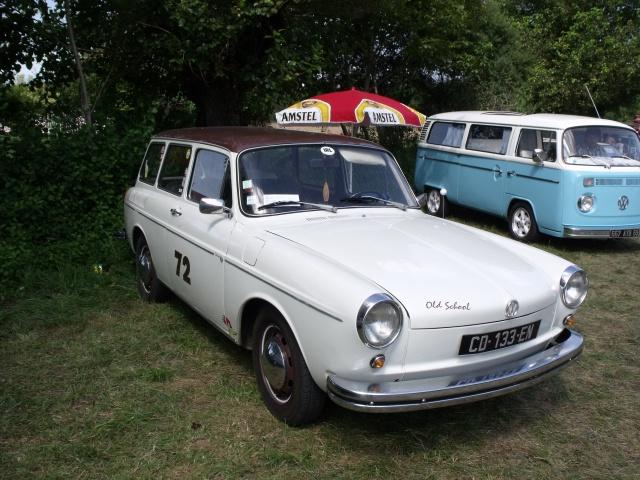 23e rassemblement de véhicules anciens et d'exception de Verna (38) - 2013 - Page 8 143785130VolkswagenVariant1972