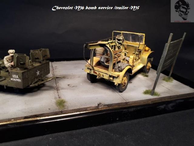 Chevrolet M6 bomb service et bomb trailer M5 1/35 14399820171025143745