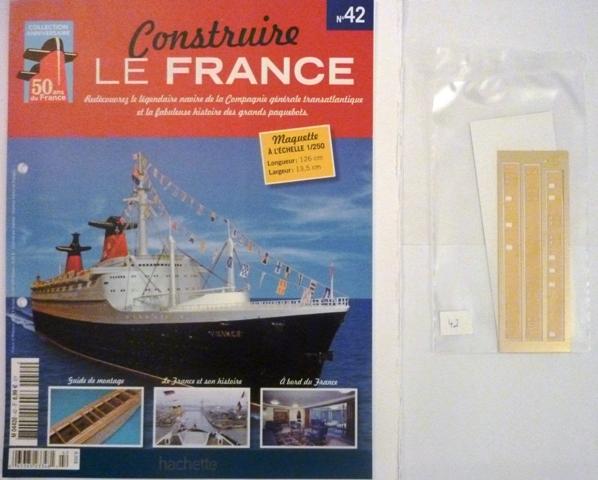Le france  au 1/250è - hachette-Amati - Page 7 145437Fasc042r