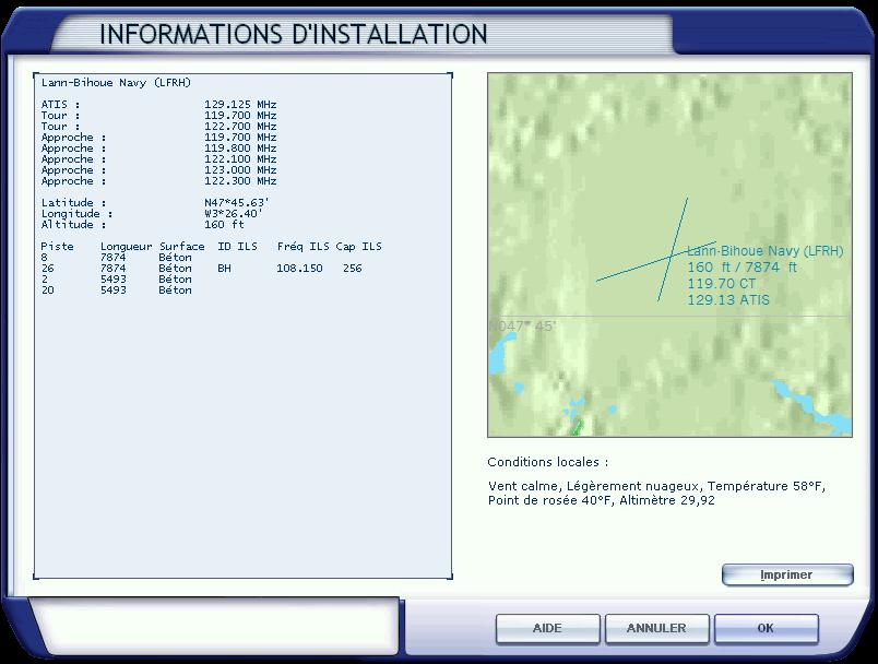 Une sortie en Learjet 45 le vendredi 1er mars 148147LFRH