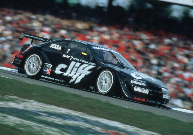 AVD Oldtimer Grand Prix : Opel célèbre sa victoire au championnat ITC de 1996 avec une Calibra V6 149018OpelCalibra20967