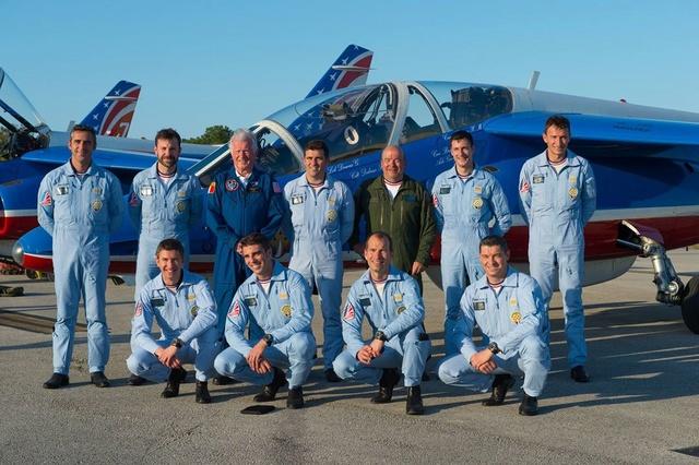 La Patrouille de France survole Cap Canaveral 149108pafusa7