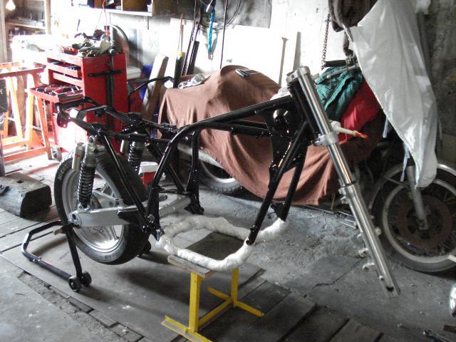 Restauration et modification  Z650 149536DSC03585