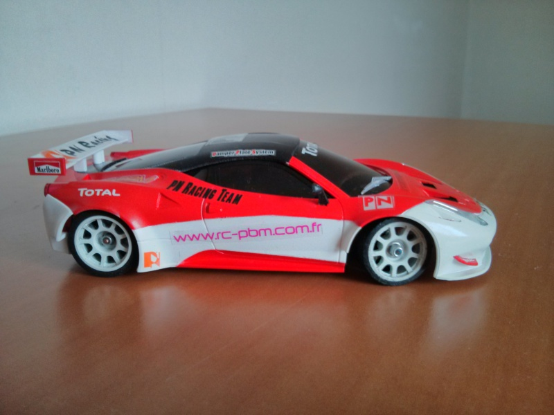 La Ferrari 458 à Solène 149938IMG20131227132800
