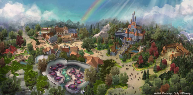 [Tokyo Disneyland] Nouvelles attractions à Toontown, Fantasyland et Tomorrowland (printemps 2020)  - Page 2 151254w450
