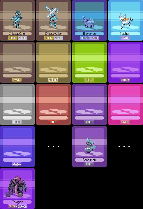 [RMXP] Pokémon version Violet Poison 152031Fakedex