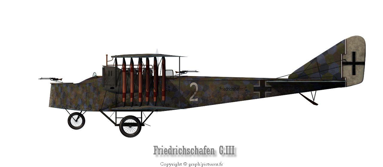 Friedrichshafen G.III 1917 152121FriedrichshafenGIIIprofil