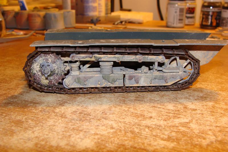 Schneider CA - Hobby Boss - 1/35ème 152650DSC06309