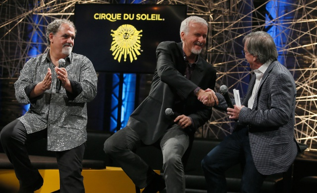 [Spectacle] Le Cirque du Soleil - TORUK - Page 10 154058AV3