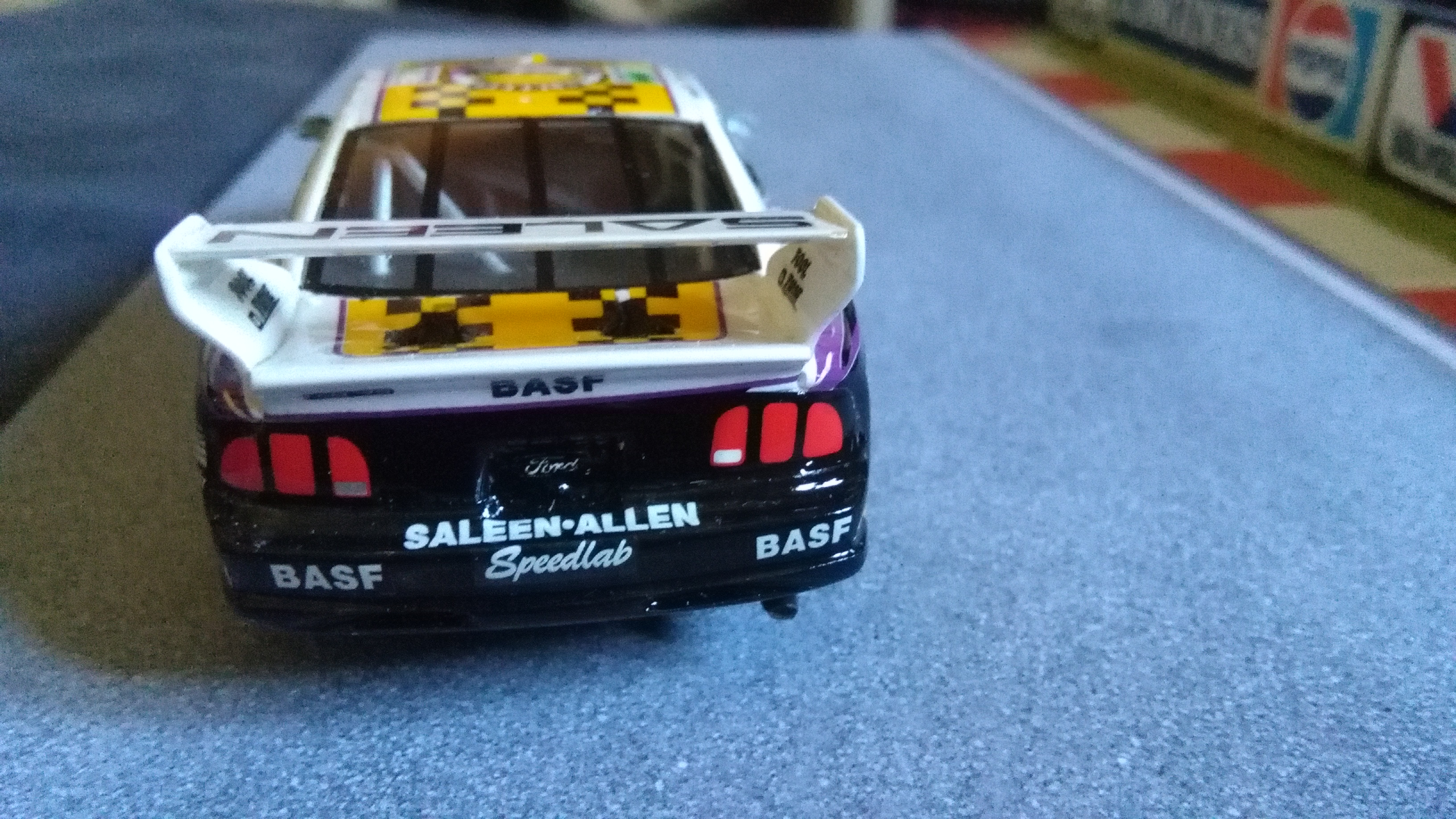 Mustang Saleen Le Mans 1997 #66 (not me) 154601IMG20170713190152