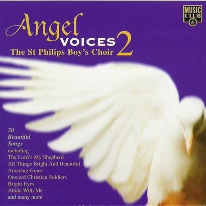 La discographie St Philip's Boy Choir / Angel Voices 154747Couvsmall