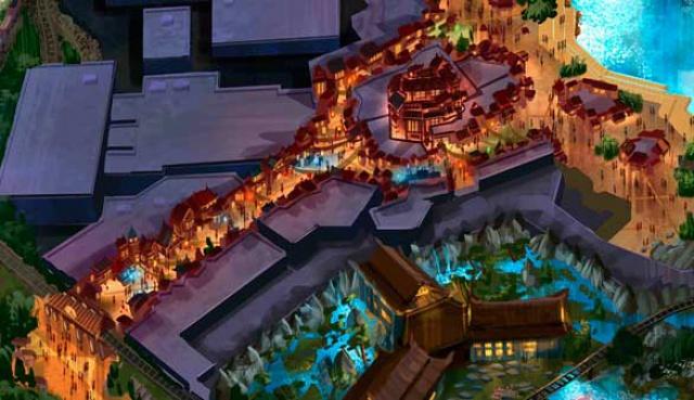 [Chine] Monkey Kingdom Theme Park & Resort (2015)  155233MKTP10