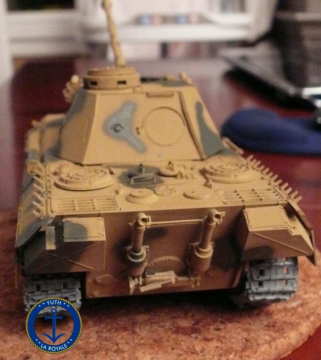 Panzerkampfwagen Panzer V Panther Ausf D. - Page 4 155422panther16