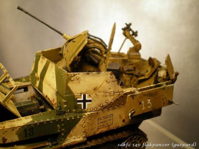 sd.kfz 140 flakpanzer (gépard) maquette Tristar 1/35 - Page 2 156144IMGP3228