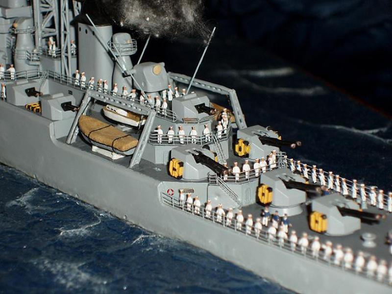 Le Croiseur COLBERT! 156155s20