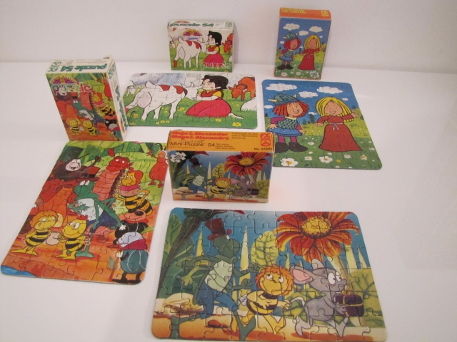 Les puzzles 80's de D.A, séries ou de  gamme de jouets.... 156532IMG1713