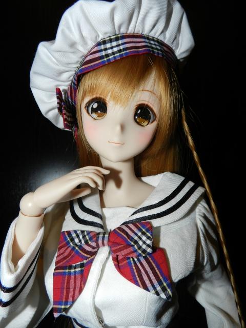 Box opening Smart Doll Mirai 157581DSCN6300