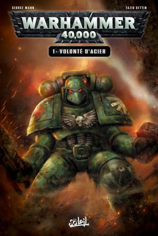 [BD]Warhammer 40 000 tome 1 - Volonté d'acier 158270warhammer40000NouvT1