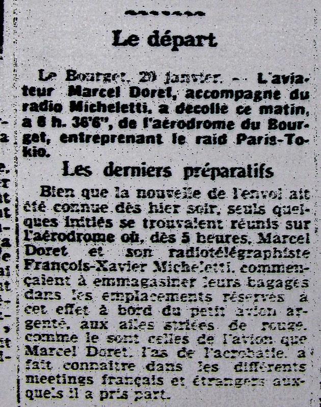 CAUDRON C-635 Simoun  (version Raid Paris-Tokyo). 1937  Heller 1/72. 159070164806690902Depeche
