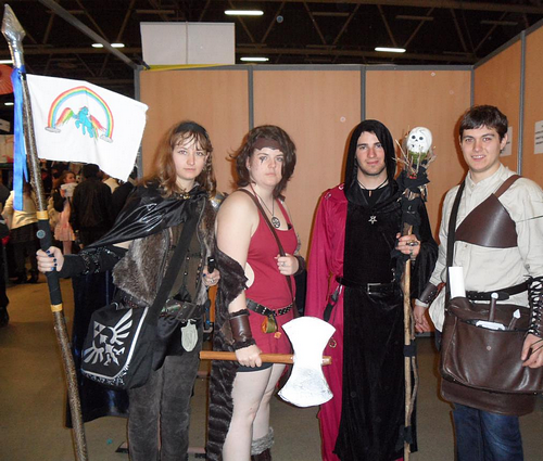 Le Cosplay 159292754