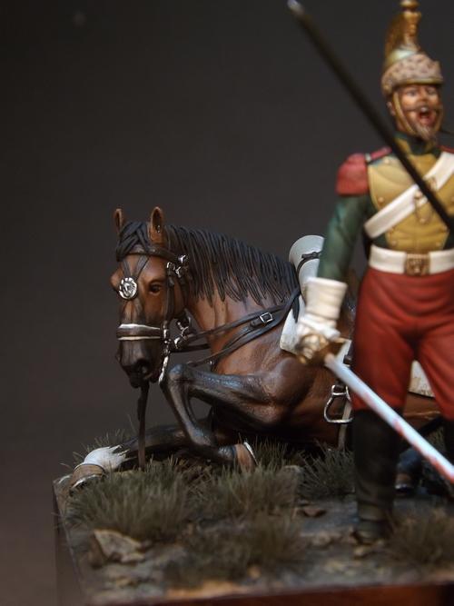 Le combat de Kanghil, Crimee 1855 159793kanghil3