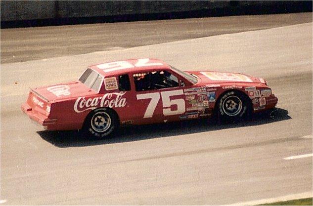 Pontiac Grand-Prix 1985 #75 Dave Marcis Coca-Cola (AMT 1/25) 160050P1981751