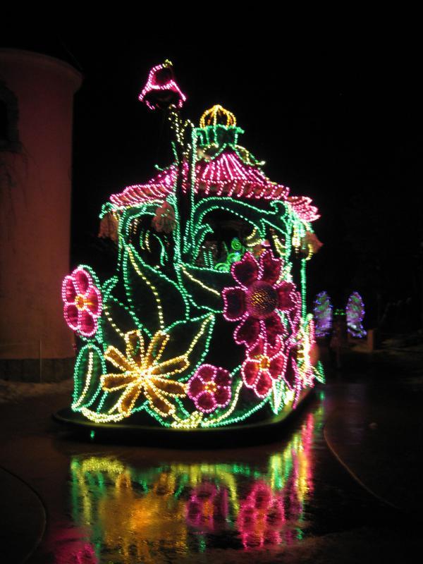 [Disneyland Paris] Disneyland Hotel - chambre Castle Club (8-10 décembre 2010) (début du TR p.9) - Page 10 160173IMG2341