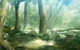 Forêt Tronc-Vert
