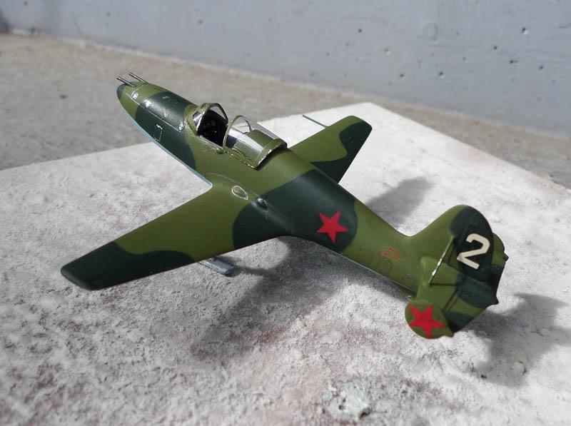 [Eastern Express] Bérezniak Izaev BI 2 - Premier Jet soviétique. 161467BI04